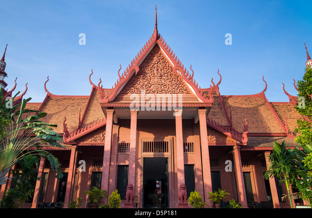 Khmer architecture stock photos khmer architecture stock for Architecture khmer