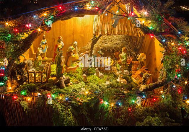 Bethlehem Village Stock Photos & Bethlehem Village Stock Images ...