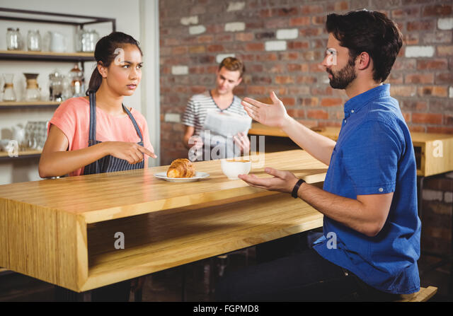 Complaining Restaurant Stock Photos & Complaining ...