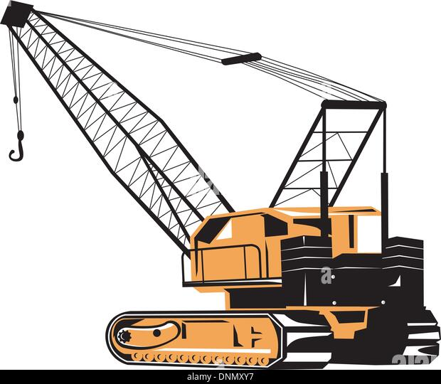 Crane Wheel Clip Art : Hoist stock vector images alamy
