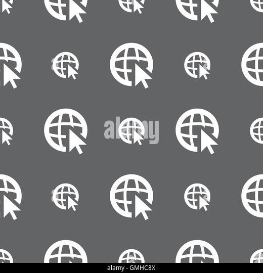 World Wide Web Logo Black And White