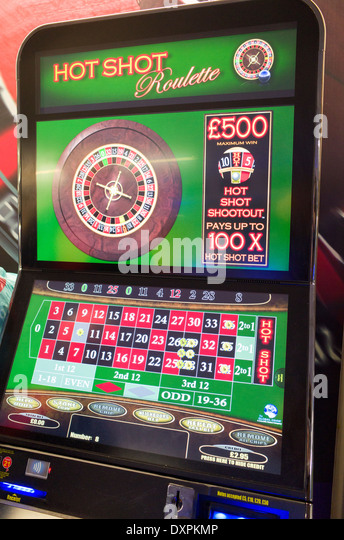 Are roulette machines in casinos fixed wheeling casino