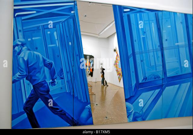 George pompidou center stock photos george pompidou for Art minimal pompidou