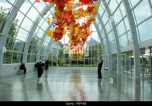 Chihuly In The Garden Stock Photos Chihuly In The Garden Stock Images Alamy