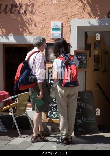 Cafe Niederegger Speisekarte