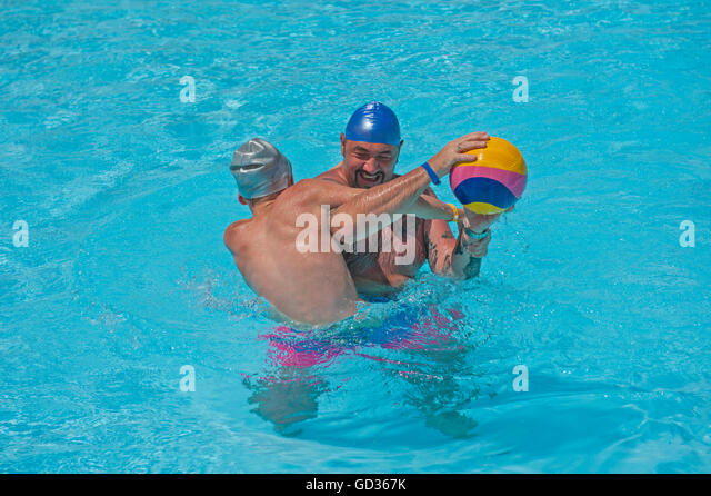 how to put on a swim cap on a child