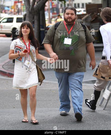 Jorge Garcia Girlfriend Jorge Garcia Weight Lo...