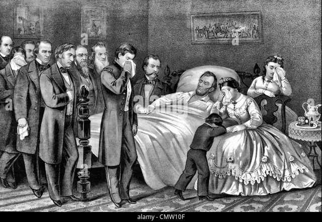 the event of the assassination of president abraham lincoln On april 15 the united states commemorates the 150th anniversary of president  abraham lincoln's assassination events will include the.