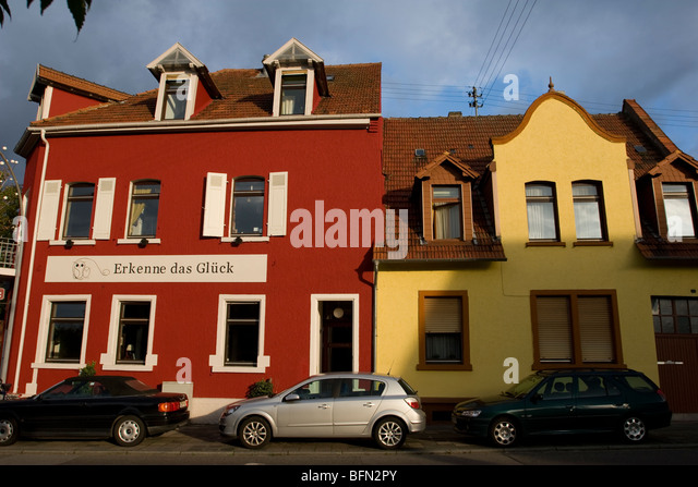 Ladenburg Germany  city photos gallery : Ladenburg, Germany Stock Image