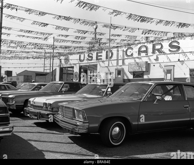 Used Car Lot Stock Photos & Used Car Lot Stock Images