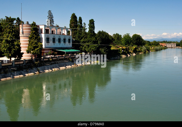 Cassano D'Adda Italy  City pictures : lombardy cassano d adda muzza canal italy lombardy cassano d adda ...