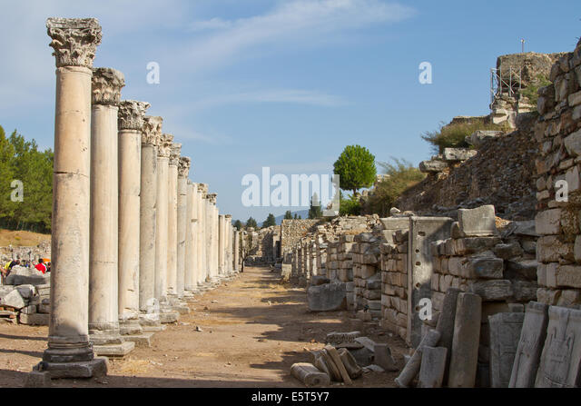 Ephesus Archaeological Museum Stock Photos & Ephesus ...