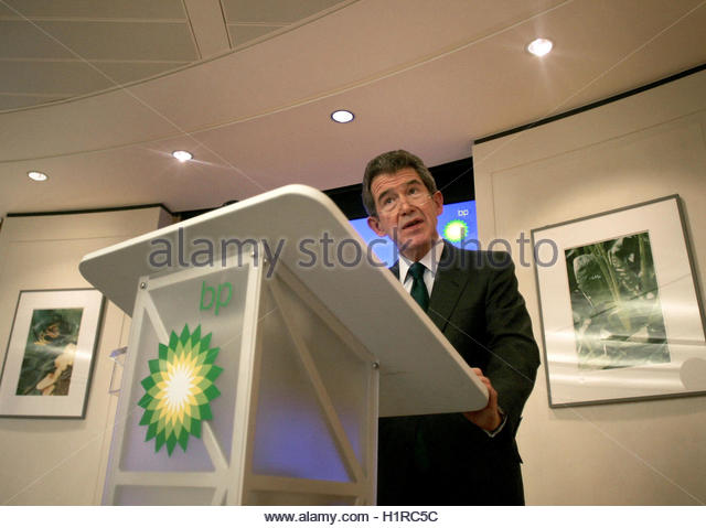 british petroleum plc and john browne Lord john browne, now 67, transformed bp from a second-tier oil company to a major player on the international stage he became one of the most celebrated british businessmen and was dubbed the oil industry's sun king.