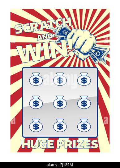 Lottery Scratchcard Stock Photos & Lottery Scratchcard ...