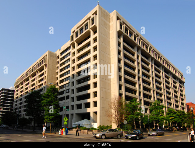 International monetary fund building washington stock photos seat of the international monetary fund imf washington dc usa stock sciox Images