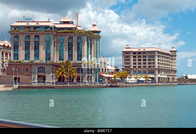 le caudan waterfront stock photos le caudan waterfront stock images alamy