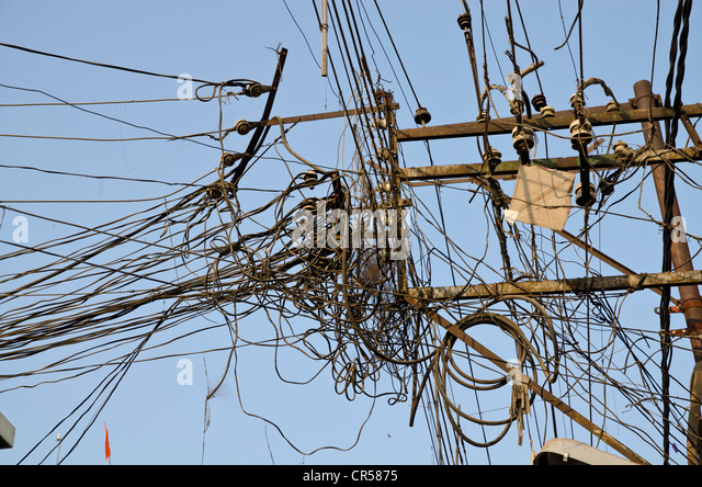 Power Supply In India Stock Photos & Power Supply In India Stock ...