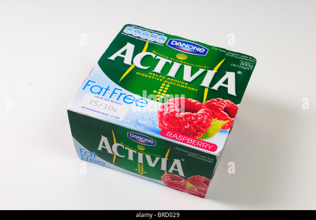 Danone Yogurt Stock Photos &amp- Danone Yogurt Stock Images - Alamy