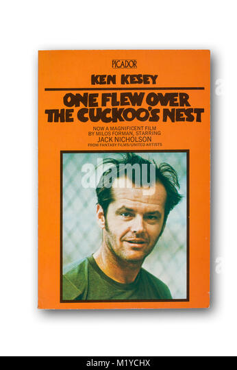 an overview of the novel one flew over the cuckoos nest by ken kesey A 50th-anniversary edition of ken kesey's searing american classic boisterous, ribald, and ultimately shattering, ken kesey's one flew over the cuckoo's nest has left an indelible mark on the literature of our time turning conventional notions of sanity and insanity on their heads, the novel tells.
