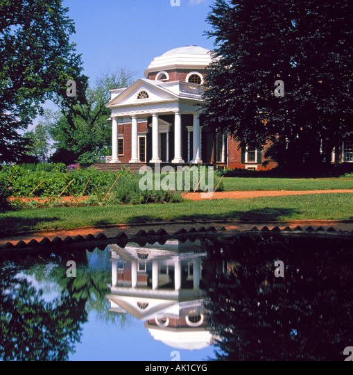 Monticello And Interior Stock Photos Monticello And