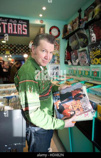 Dr martens in union jack camden high street camden town nw1 stock - Shop In Camden Town London Stock Photos Amp Shop In Camden