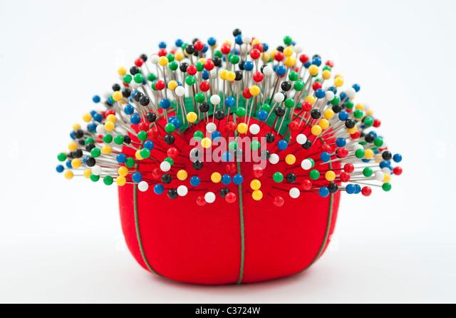 Pins And Needles Still Life Stock Photos Amp Pins And