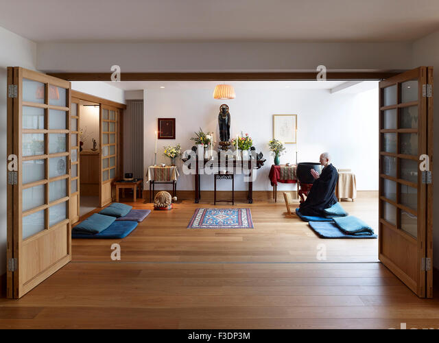 Shrine Room Design Living Room With Balcony With Shrine Room Design