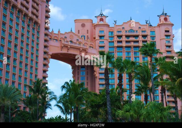 Atlantis Hotel Bahamas Stock Photos Atlantis Hotel