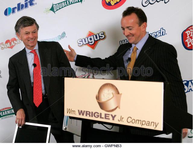 Bill Wrigley Jr  welco...