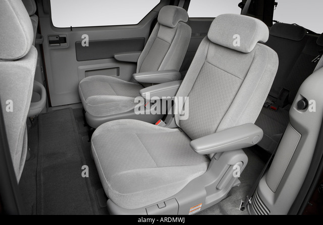 2007 Ford Freestar SEL In Red