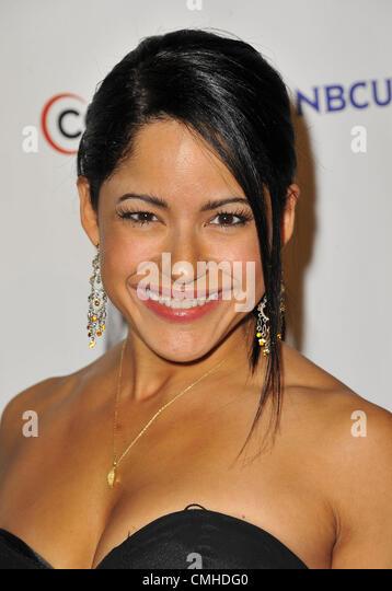 10, 2012 - Los Angeles, California, U.S. - <b>Veronica Diaz</b>- - aug-10-2012-los-angeles-california-us-veronica-diaz-carranza-attending-cmhdg0