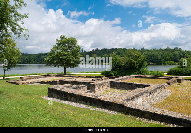 Limes Museum Unesco World Heritage Stock Photos & Limes ...