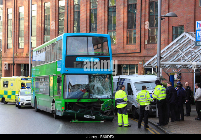 Nottingham City Bus Lost Property