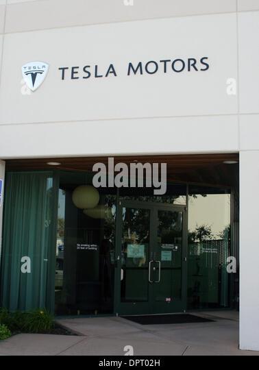 Tesla Motors Headquarters Stock Photos Tesla Motors