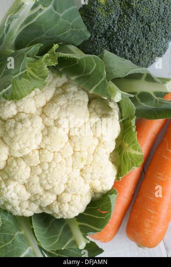 how to keep broccoli and cauliflower fresh