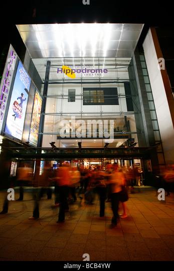 Hippodrome theatre stock photos hippodrome theatre stock - Bristol hippodrome box office opening hours ...