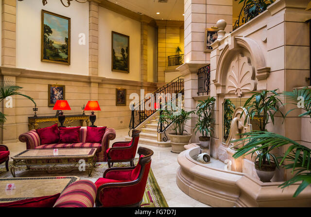 Funiture stock photos funiture stock images alamy for Marriott hotel home decor