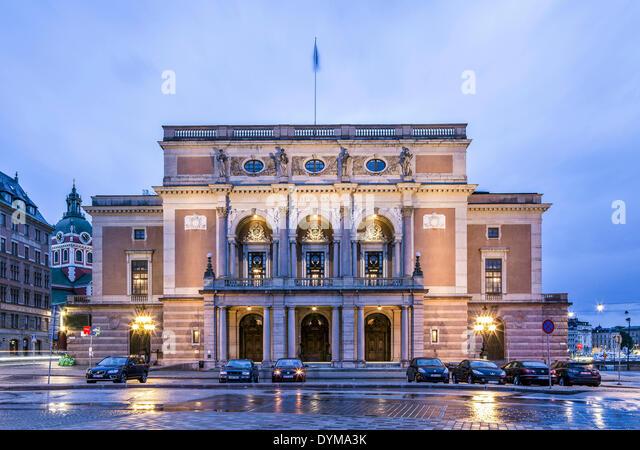 Royal Swedish Opera Stock Photos Royal Swedish Opera