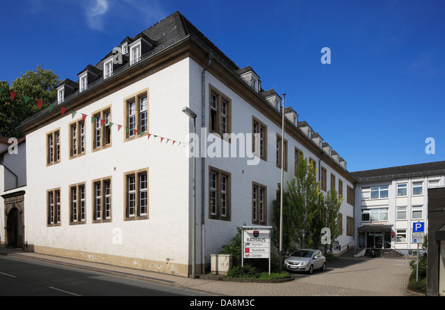 Bueren horizontal stock photos bueren horizontal stock for Innenarchitektur ostwestfalen lippe
