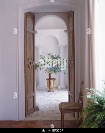 french doors open stock photos french doors open stock