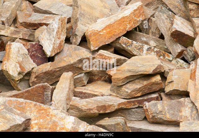 Sand Lime Bricks : Brick stone lay stock photos