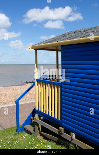 whitstable fishing huts for rent