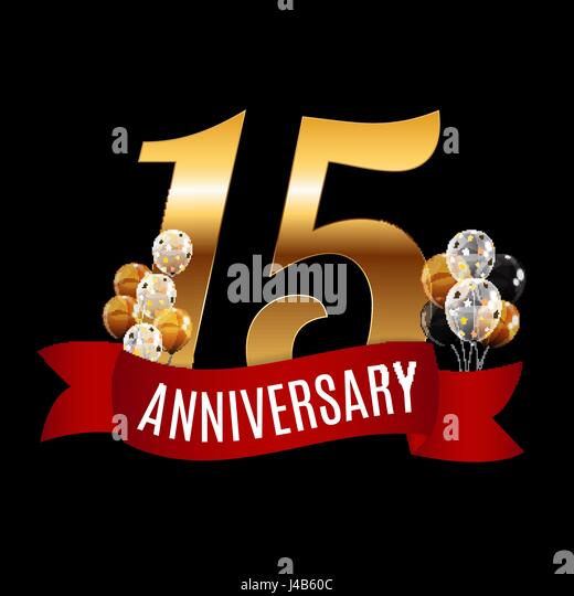 15 Years Stock Vector Images Alamy