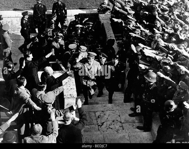 adolf hitler crowd stock photos amp adolf hitler crowd stock