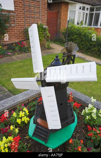 Model Windmill   Dutch   Stock Image