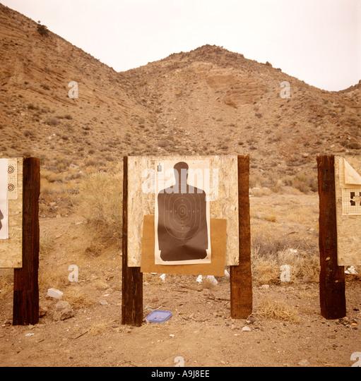 Shooting Range Stock Photos & Shooting Range Stock Images