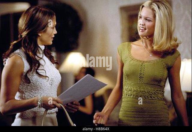 Wedding Planner Jennifer Lopez Bridgette Stock Photos