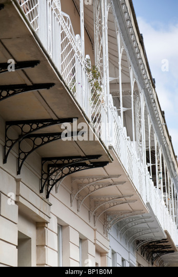 Bristol terraces stock photos bristol terraces stock images alamy - Houses with covered balconies ...