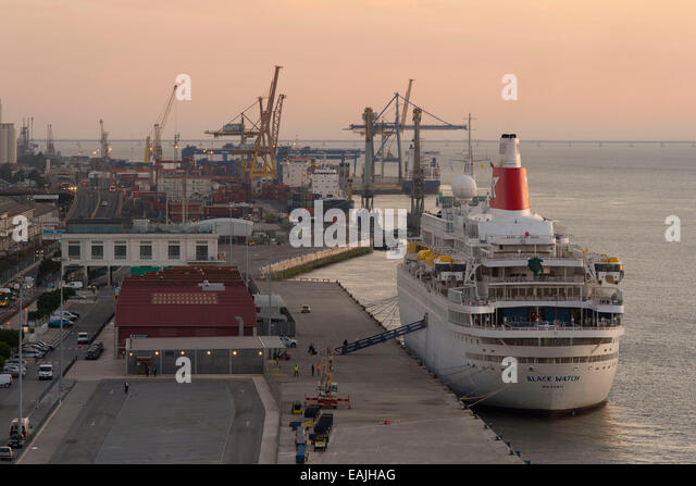 Port Of Lisbon Stock Photos U0026 Port Of Lisbon Stock Images - Alamy