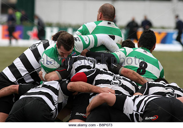 Scrummage stock photos scrummage stock images alamy for Benetton roma